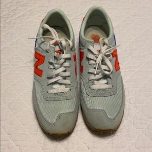 New Balance size 9 women's sneakers